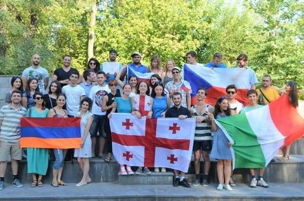 Erasmus+, Armenia