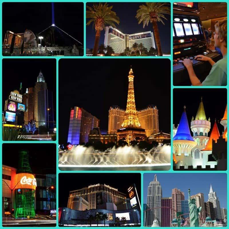 Bláznivé Las Vegas