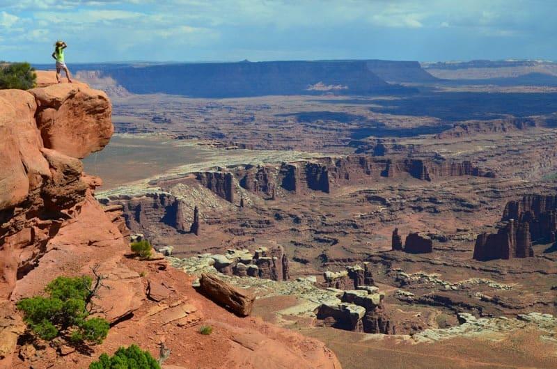 Neuvěřitelné výhledy v Canyonlands