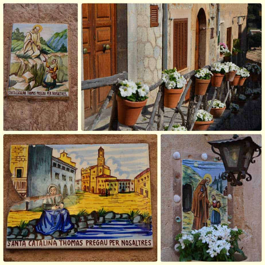 Valldemossa Village, trail GR 221