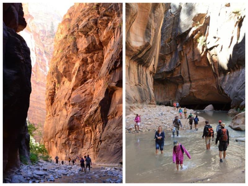 collage fotor2 e1506773867649 - Středozápad USA: 5 výletů pro dobrodružné povahy