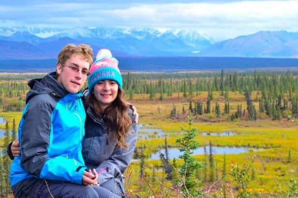 Aljaška, Denali Highway