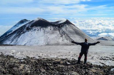 Sopka Etna: rady a tipy na výstup – vše co potřebujete vědět
