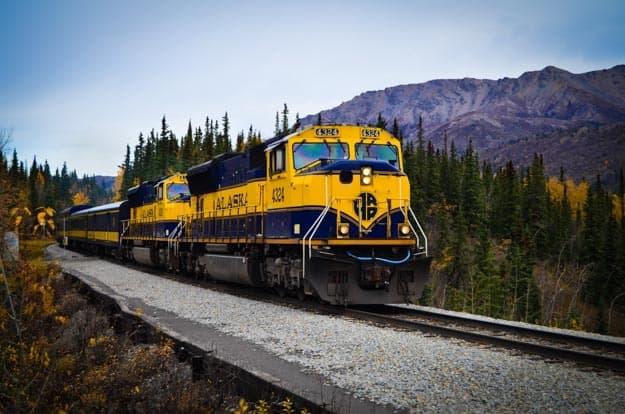 Vlak Aljaška