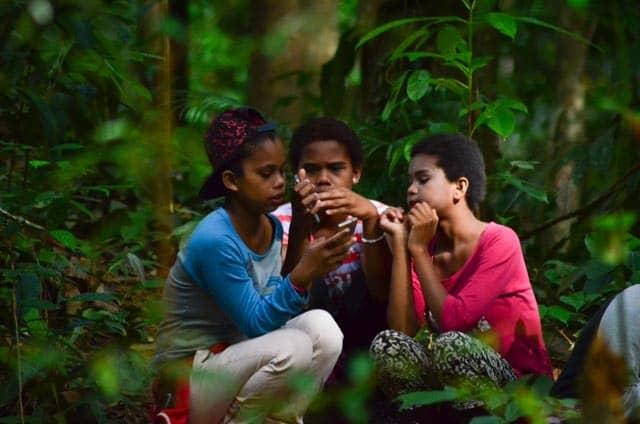 Technologie dobyli už i džungli