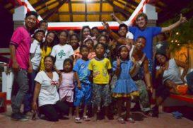 Filipínská rodinka