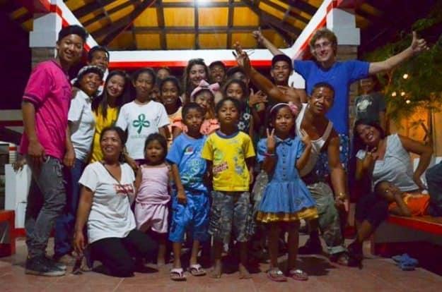 Filipínská pohostinnost: Od rozhovoru až k ubytování