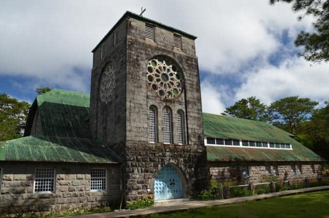 Church in Sagada