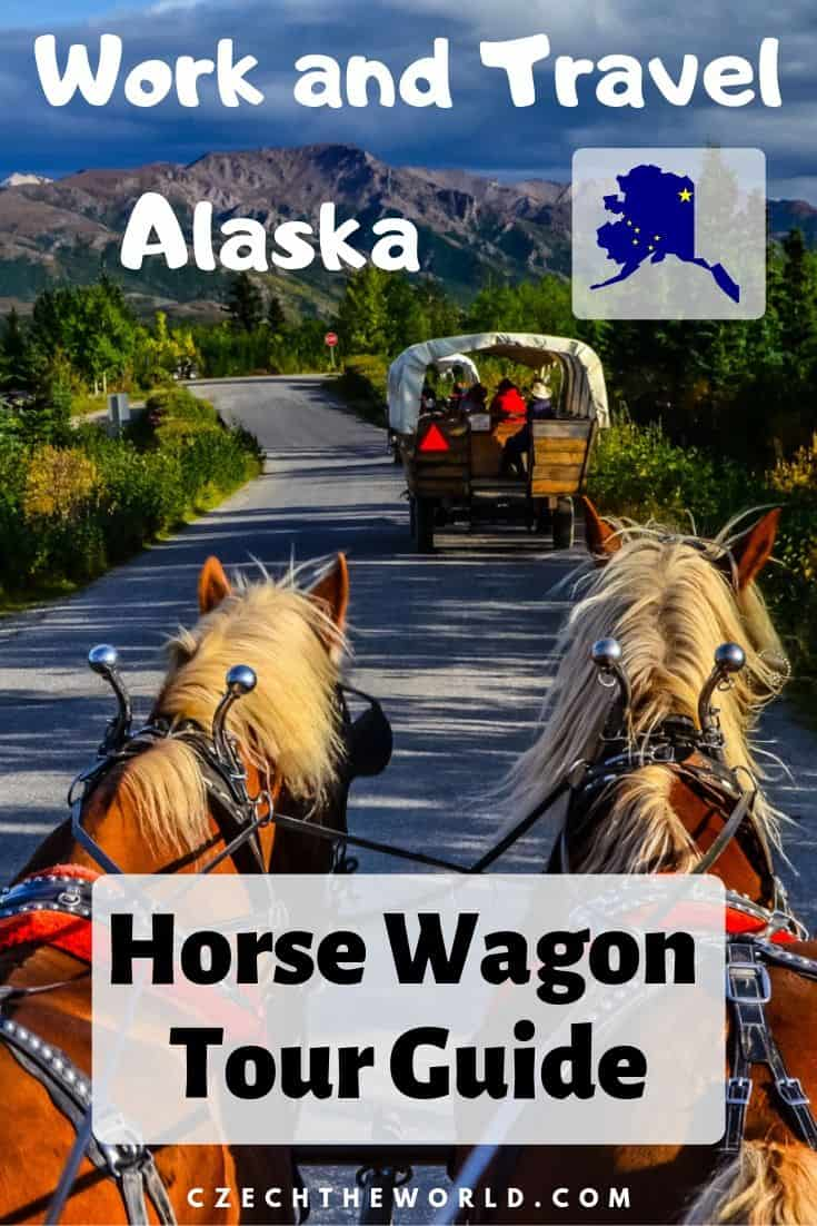 Work and Travel Alaska – Covered Wagon Guide Job
