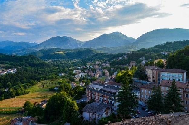 Erasmus+, Italy, Amandola
