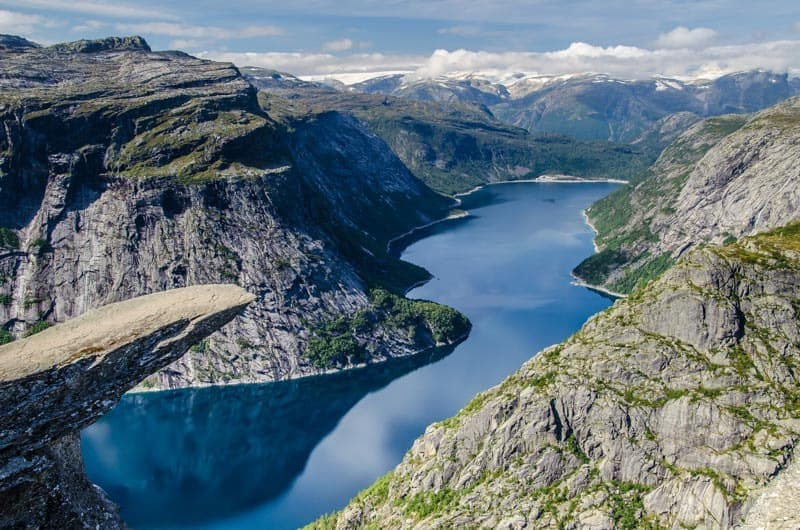 South Norway Road Trip: 25 Best Places to Visit - Hiking trails, Glaciers, Waterfalls, Cities, National Parks, famous Tourist Attractions, Hotels.
