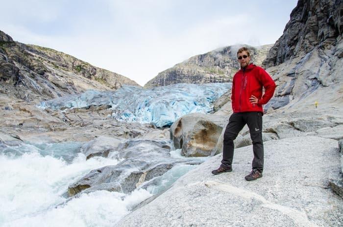 Ledovec Nigardsbreen