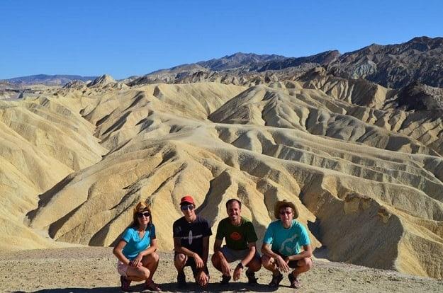 Když s vámi myš z Death Valley ujede 1000 km