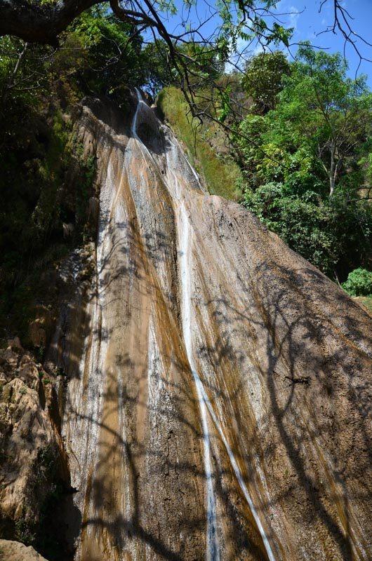 Vodopády Nam Tuk