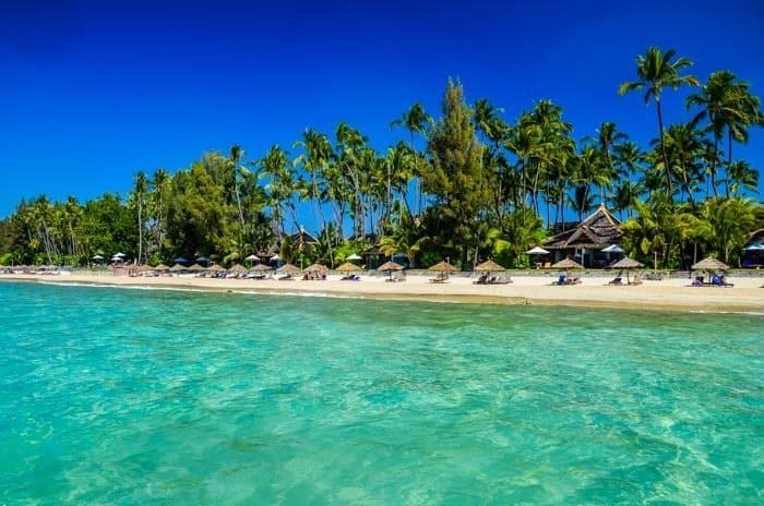 Nádherné čisté pláže, jako z katalogů; Ngapali; Myanmar