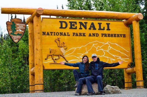 Národní park Denali: Průvodce + 5 věcí, které si nenechat ujít!