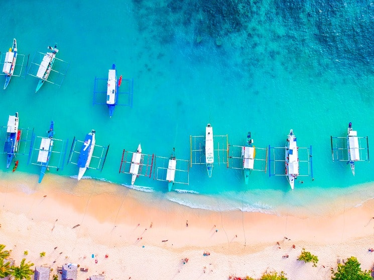 Filipínské pobřeží