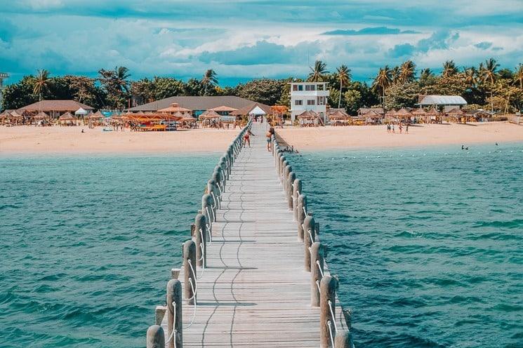Filipíny jsou ideální destinací, kam v zimě za teplem.