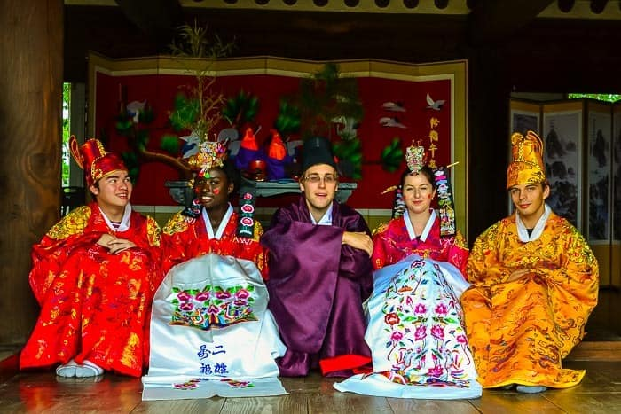Jižní Korea pro Vás bude úžasný kulturní zážitek!
