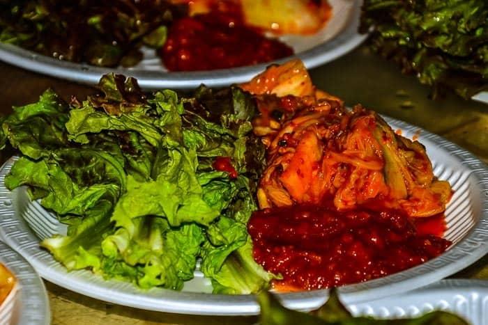 Kimchi dostanete k naprosto každému jídlu.