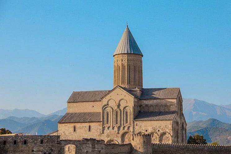 Pravoslavný klášter Alaverdi