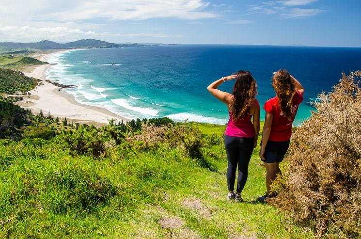 Te Whara Track, Northland. Best New Zealand Travel Apps