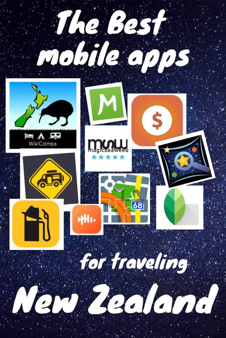 The Best Mobile Apps for Traveling New Zealand