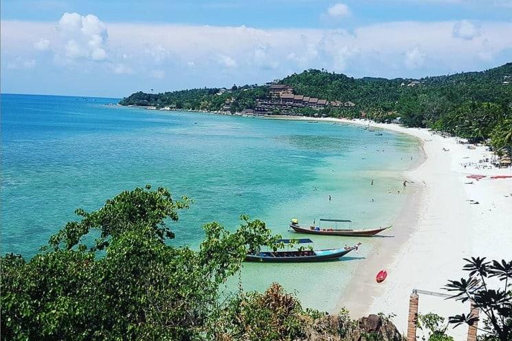 Hat Yao Beach, Thajsko