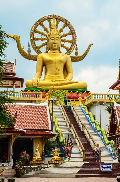Big Buddha, Wat Phra Yai,Best Things to do in Koh Samui, Thailand