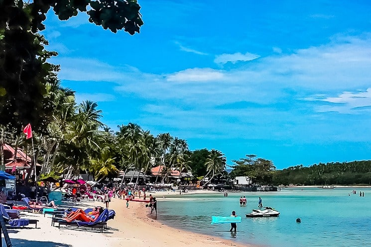 Chaweng Beach, Best Things to do in Koh Samui, Thailand
