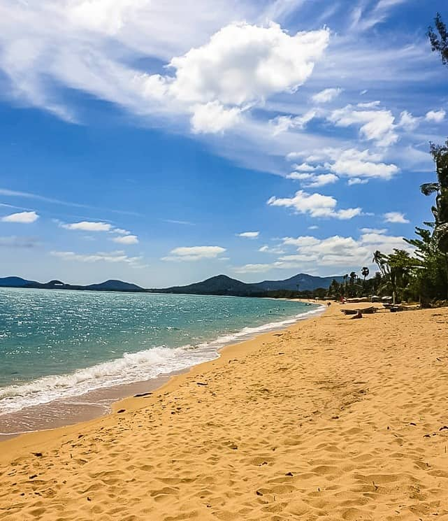Maenam Beach, Best Things to do in Koh Samui, Thailand Blog
