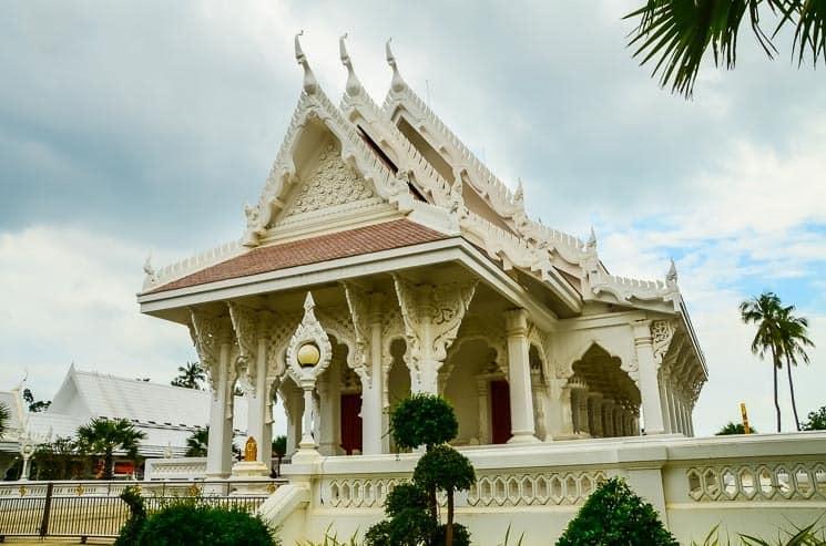 Wat Sawang Arom Chaweng, Thajsko