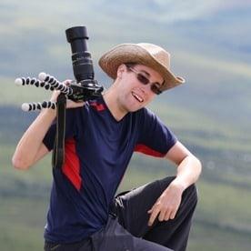 Blog o cestování - Matěj