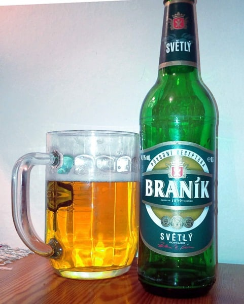 Braník - Czech beers
