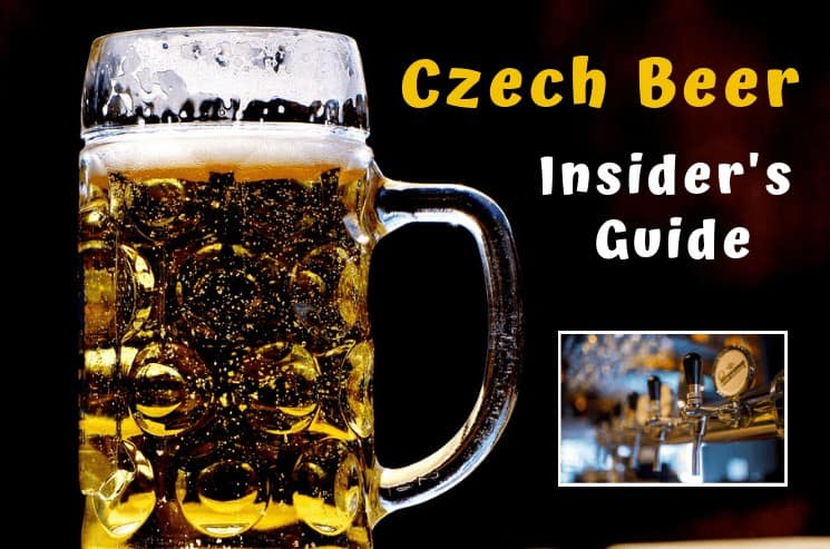 Czech Beer: Insider's Guide - All you need to know + Beer map