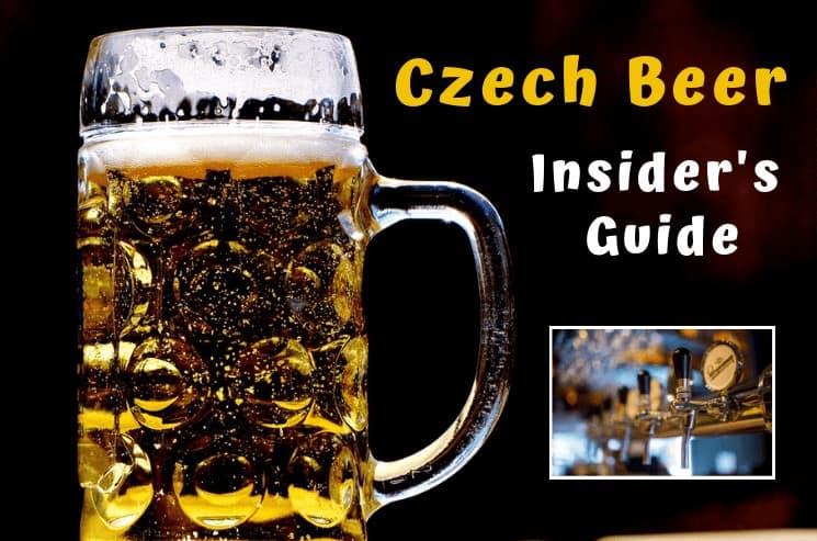 Czech Beer Insider's Guide