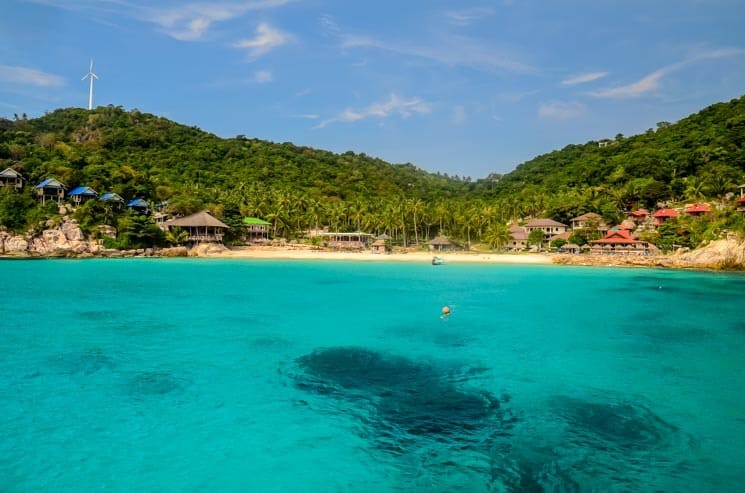 Aow Leuk Bay and Beach. Best things to do in Koh Tao