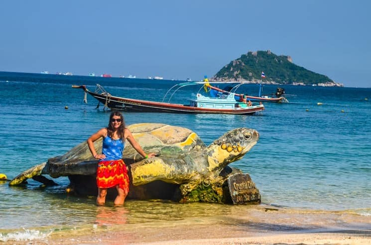 Sairee Beach, Best things to do in Koh Tao