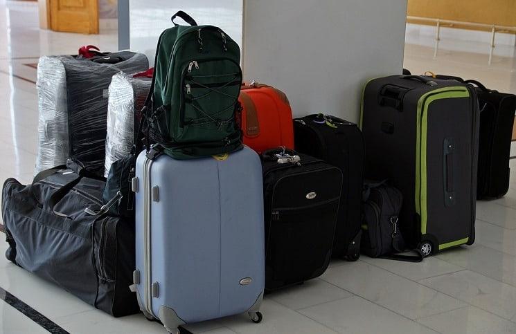 Rozměry příručního zavazadla