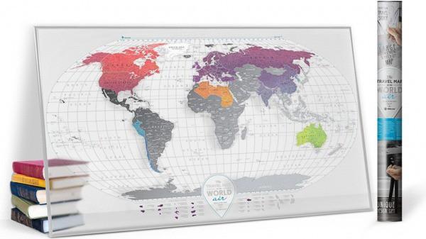 Průhledná verze mapy