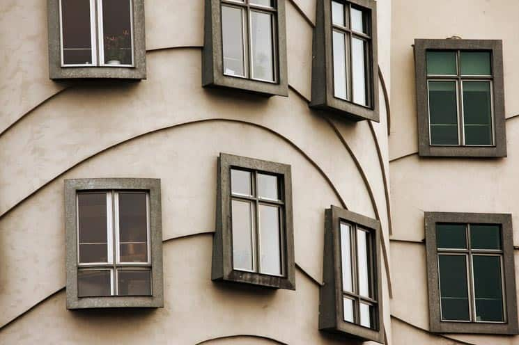Dancing House Prague - gallery and current exhibitions