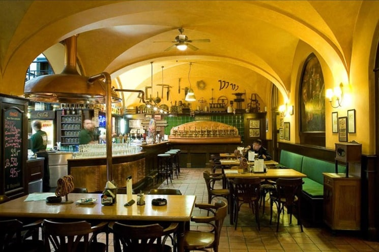 U Vejvodů Restaurant