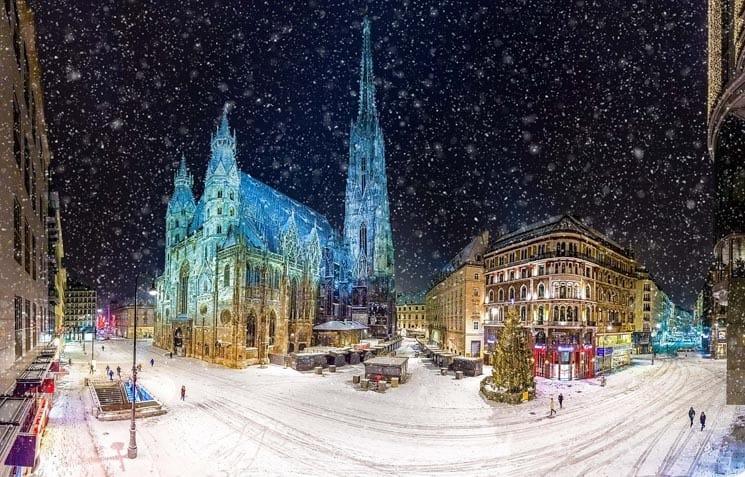 Už to nejsou jen Vánoční trhy - Primark Vídeň je další důvodem k návštěvě