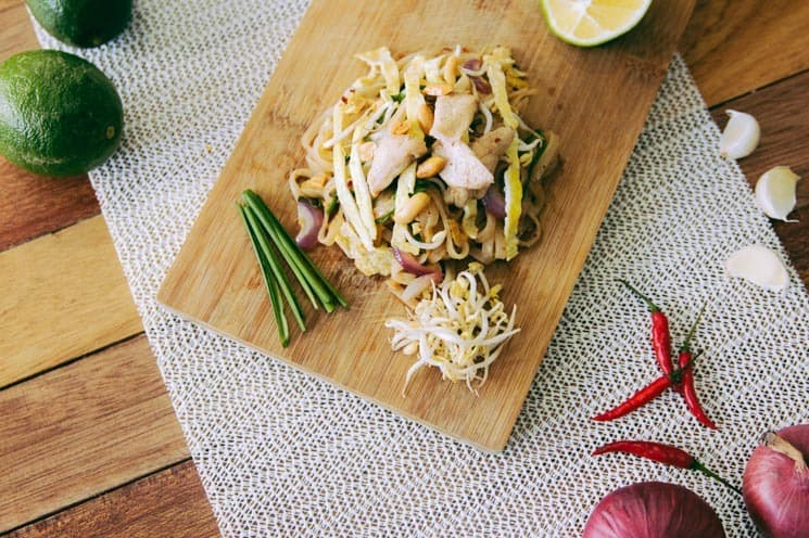 Proč nezkusit lekci vaření thajské kuchyně?