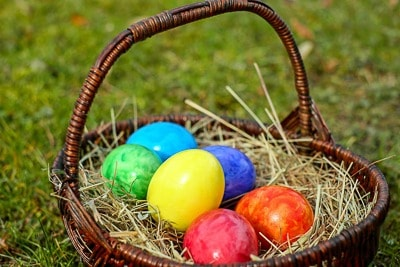 Avoid public holidays such as Easter