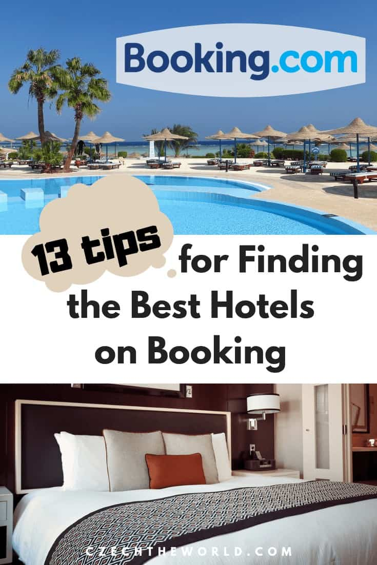 13 Clever Tips for Finding the Best Hotels on Booking.com + 10% Discount