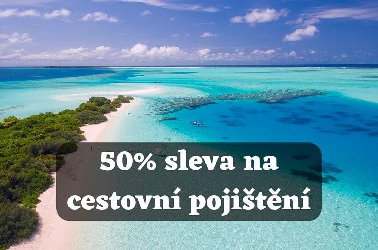 AXA cestovní pojištění online – získejte 50% slevu!