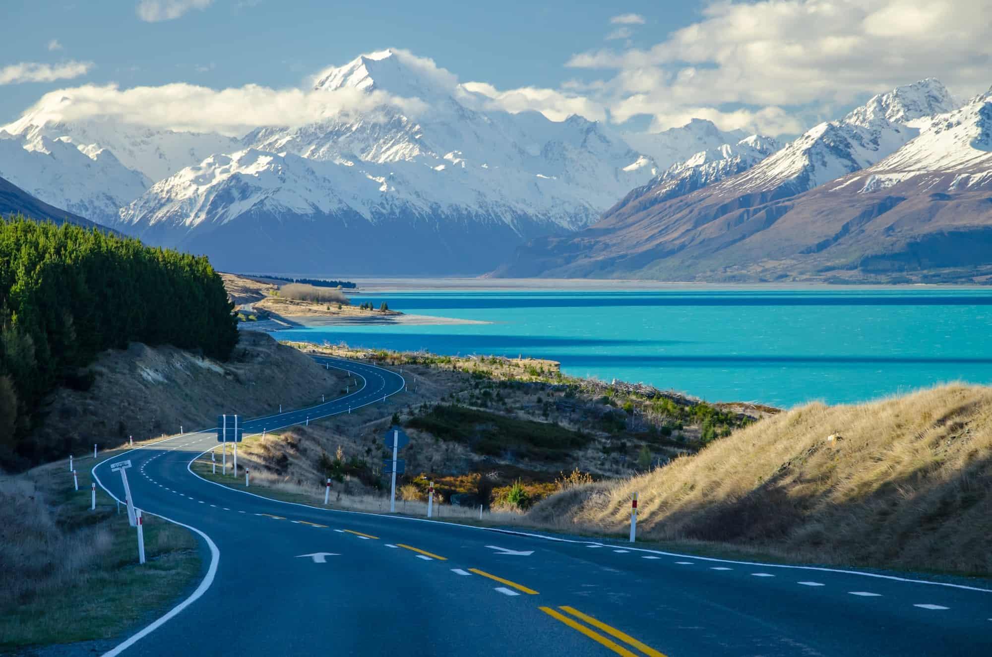 Nový Zéland kompletní průvodce