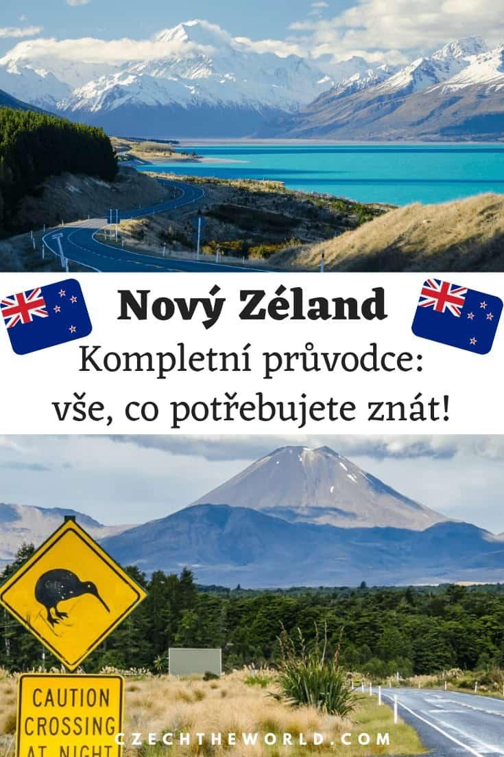 Nový Zéland od A do Z_ vše, co potřebujete před cestou znát!