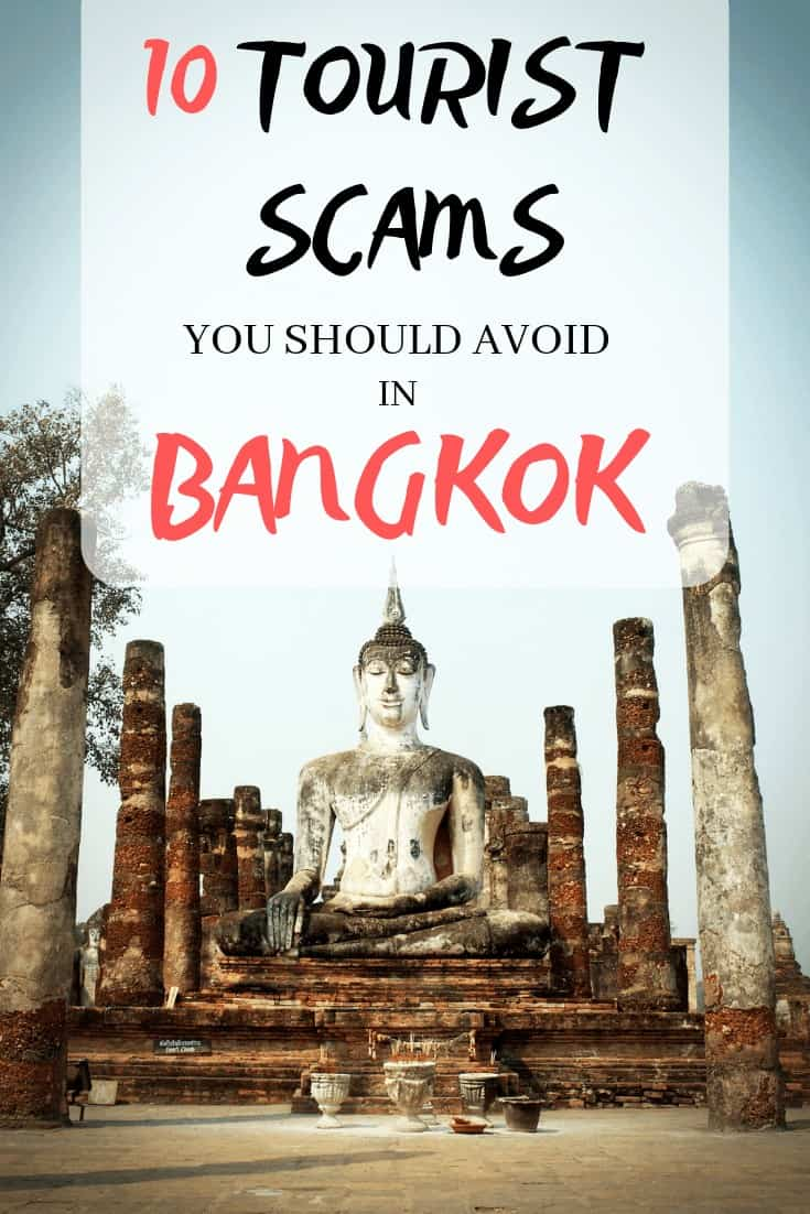 10 Bangkok Tourist Scams to avoid